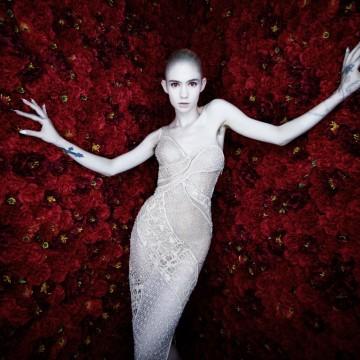 Ein Alien im Popzirkus: Grimes