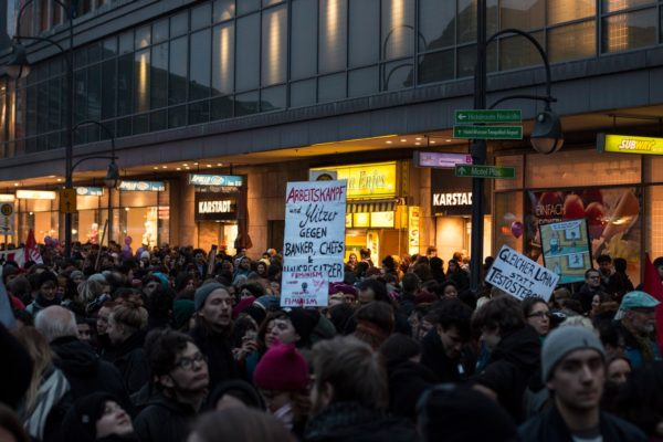 Woman March Berlin 2017